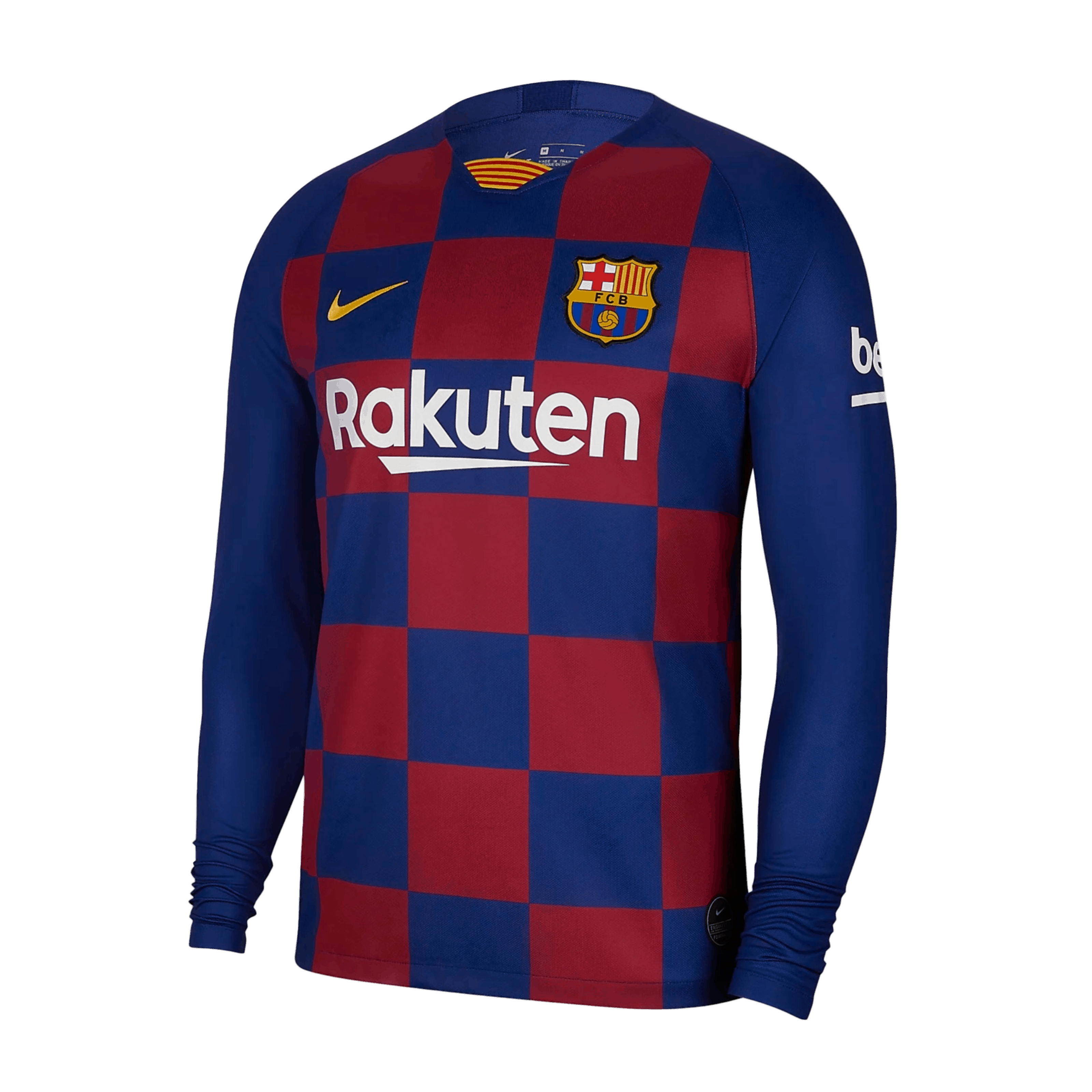 Full Sleeve Fc Barcelona Home Jersey 2019 20 The Football Central