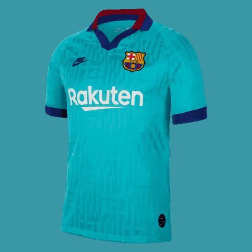 Barcelona 3rd Jersey