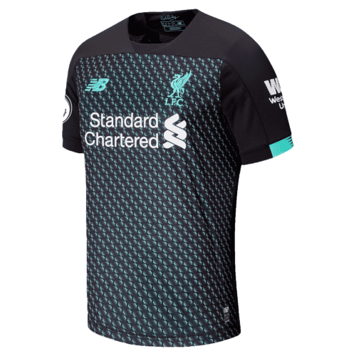 Liverpool Third Jersey Front