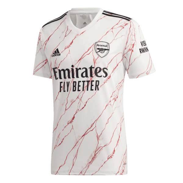 Arsenal Away Jersey Front