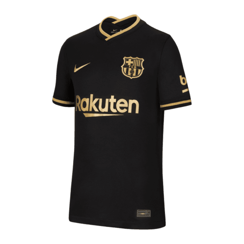 Barcelona Away Jersey Front