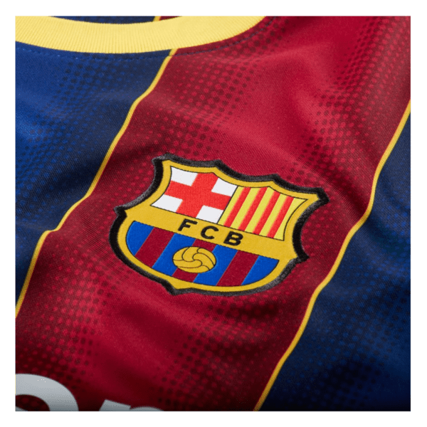 Barcelona Home Jersey Crest