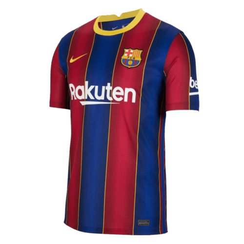 Barcelona Home Jersey Front