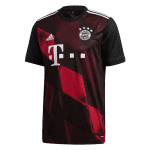 Bayern 3rd Jersey Front