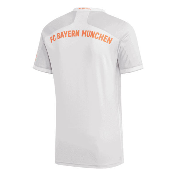 Bayern Away Jersey Back