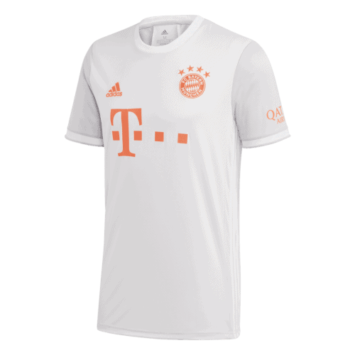 Bayern Away Jersey Front