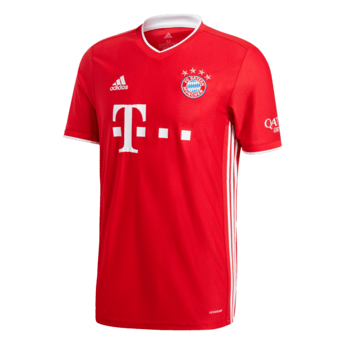Bayern Home Jersey Front
