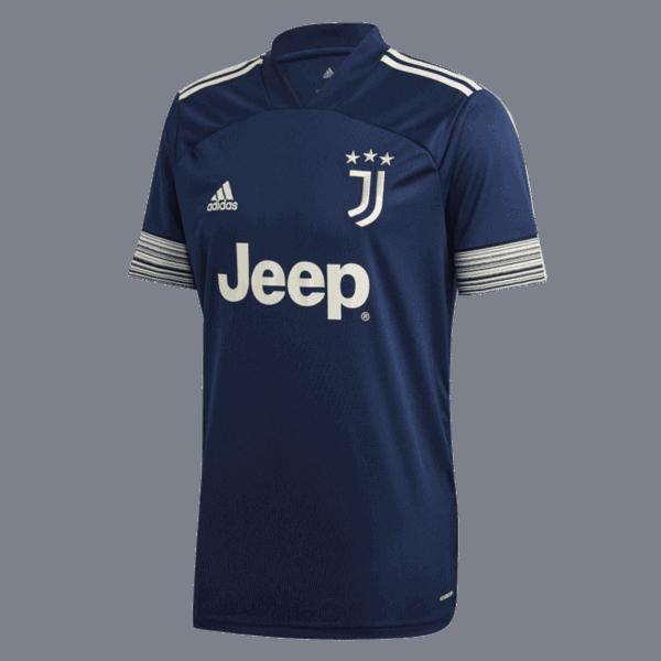 Juventus Away Jersey Front