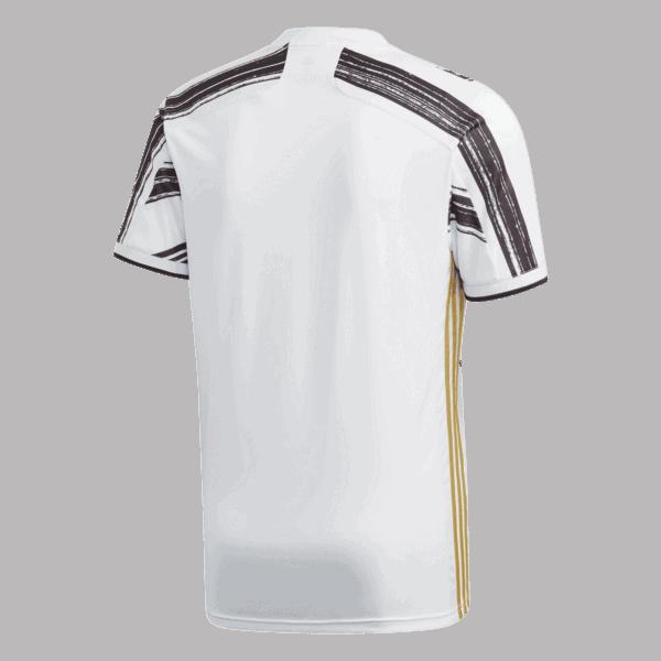 Juventus Home Jersey Back