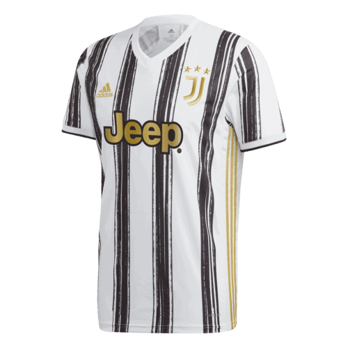 Juventus Home Jersey Front
