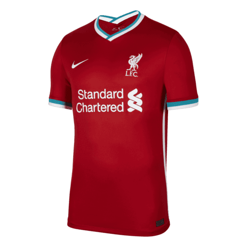 Liverpool Home Jersey Front