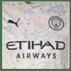 Manchester City 3rd Jersey Chest