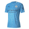 Manchester City Home Jersey Front