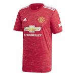 Manchester United Home Jersey Front