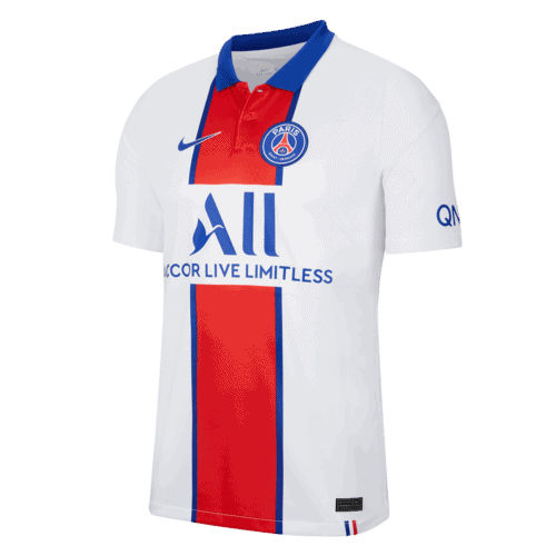 PSG Away Jersey Front