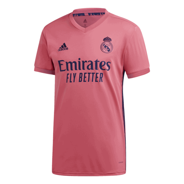 Real Madrid Away Jersey Front