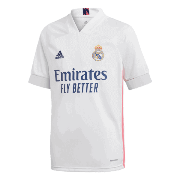 Real Madrid Home Jersey Front