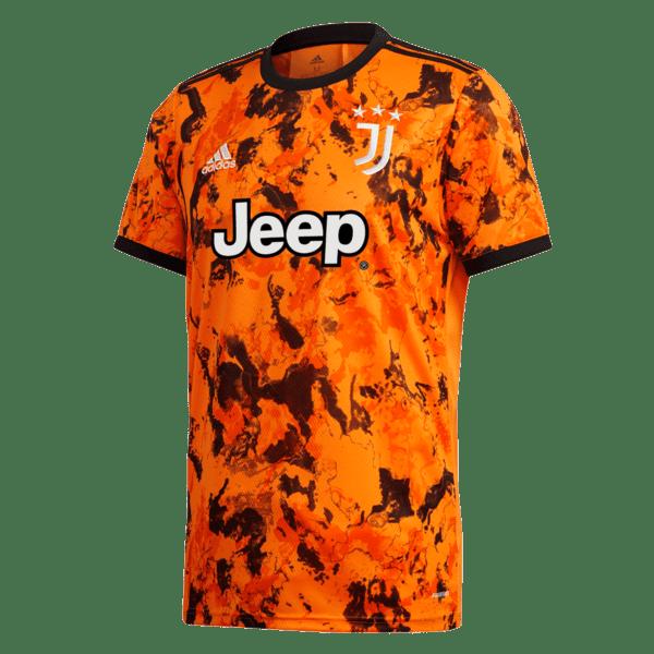 Juventus 3rd Jersey Front