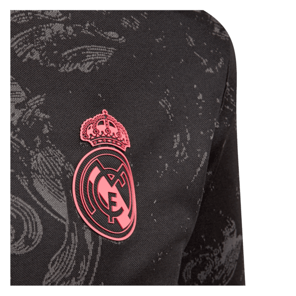 Real Madrid 3rd Jersey Crest